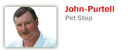 Invisible Fence® Founder and Pet Stop® President, John Purtell