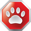 Pet Stop Paw Print - Dog Fence Training