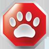Pet Stop Paw Print - Dog Fence Training